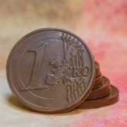 Шоколадные деньги кондитерская фрау бротхен