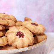 Печенье курабье кондитерская фрау бротхен