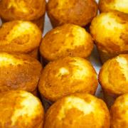 Творожные кексы кондитерская фрау бротхен
