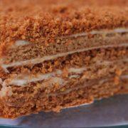 Торт Рыжик фрау бротхен