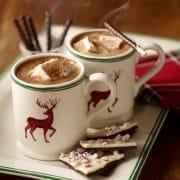 горячий какао